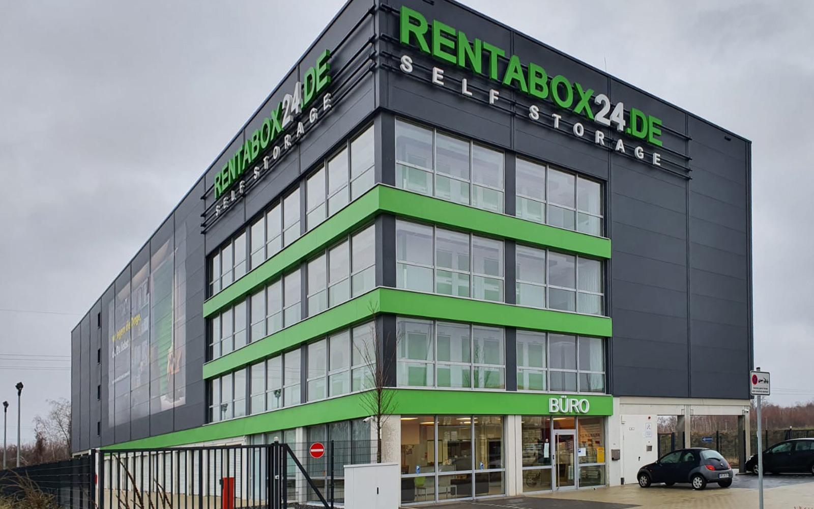 RENTABOX24 Oberhausen